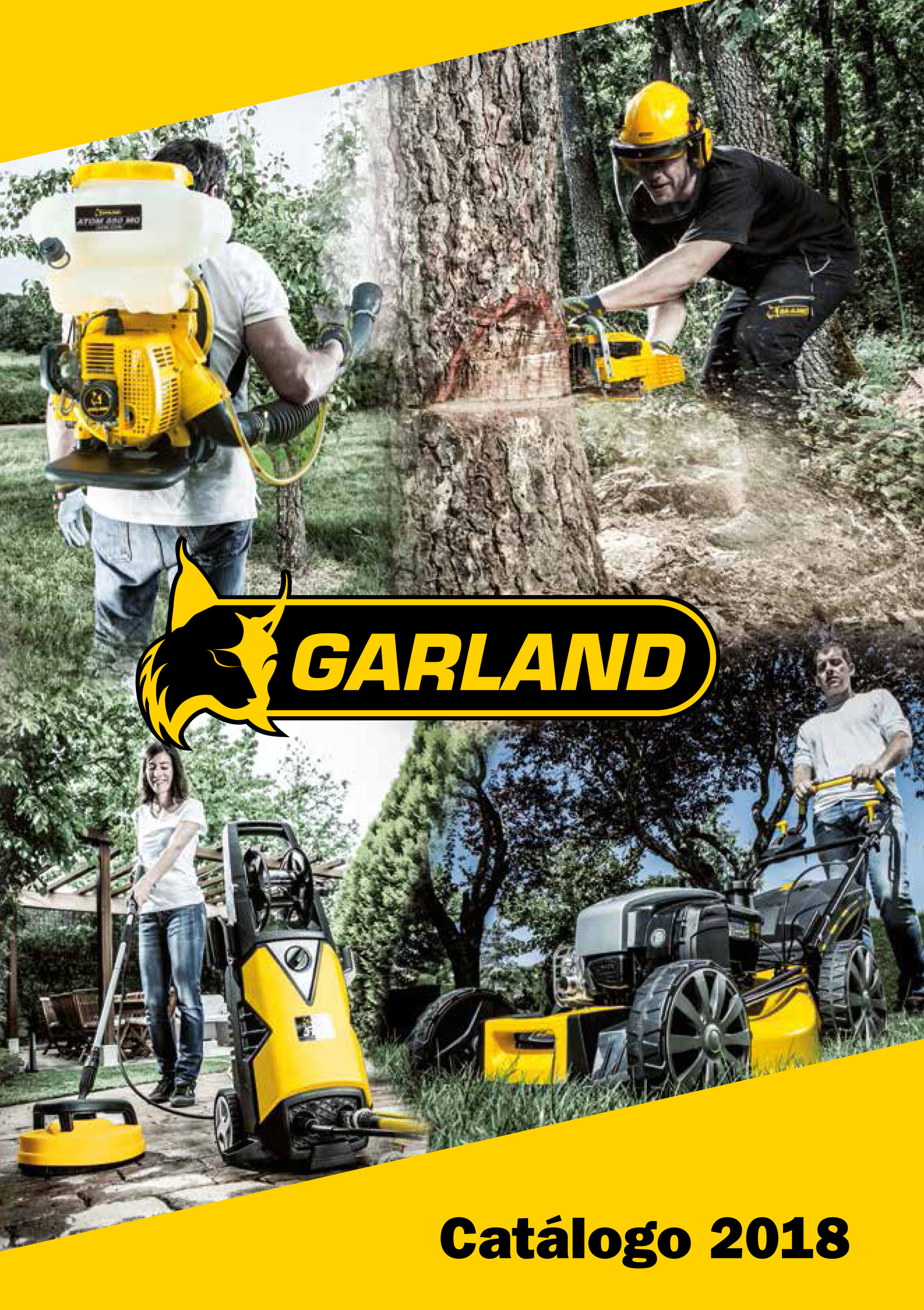 Garland catalogo 2018