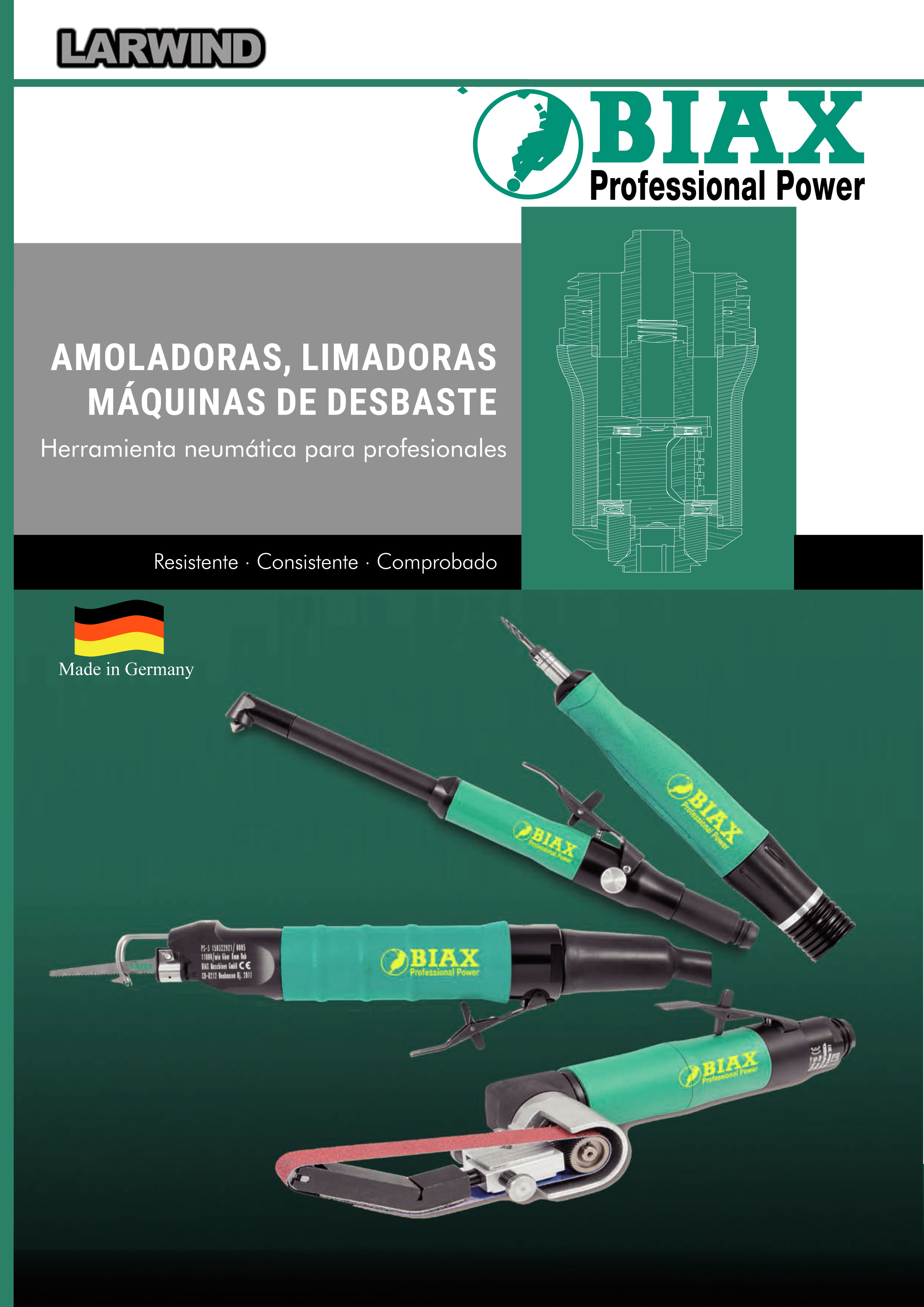 Biax catálogo 2018