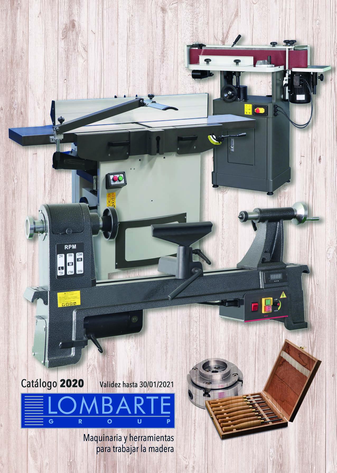Lombarte - Catálogo 2020
