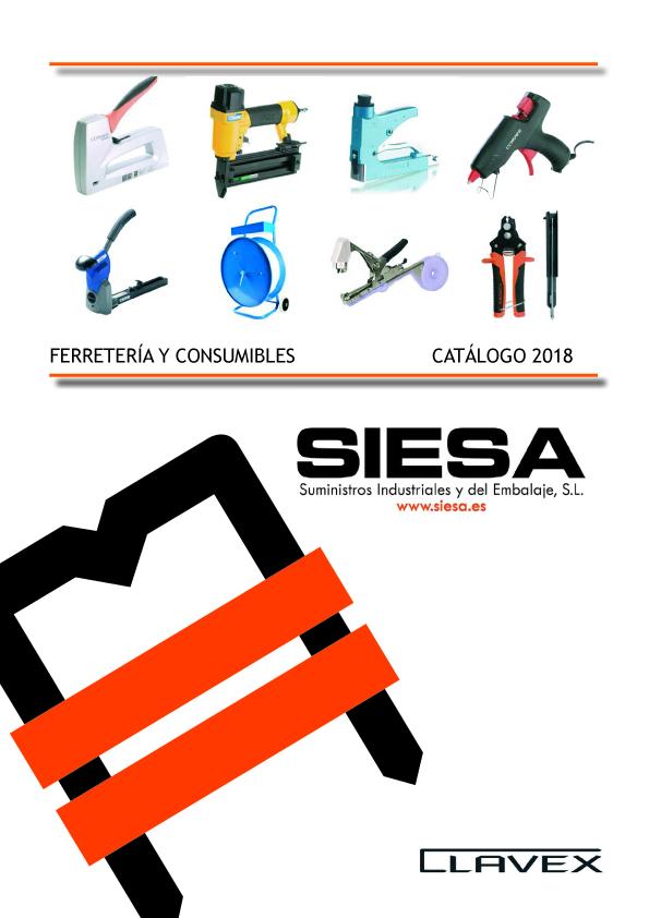 Catálogo SIESA 2018-2019