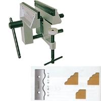 Accesorios para herramientas de carpintería.