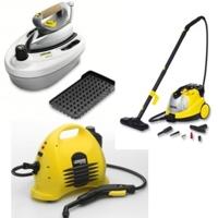 Limpiadoras a vapor.  Herramientas electricas