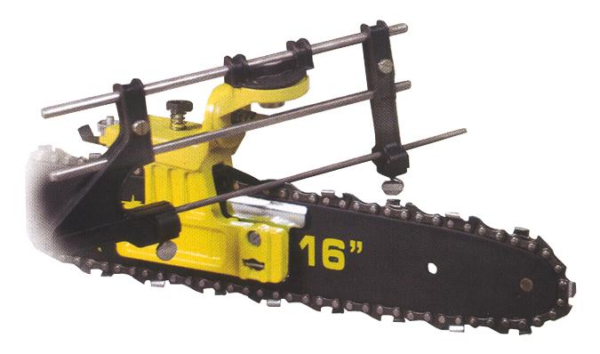 Afiladora manual de cadenas 7199002001 garland para sierras de cadena.