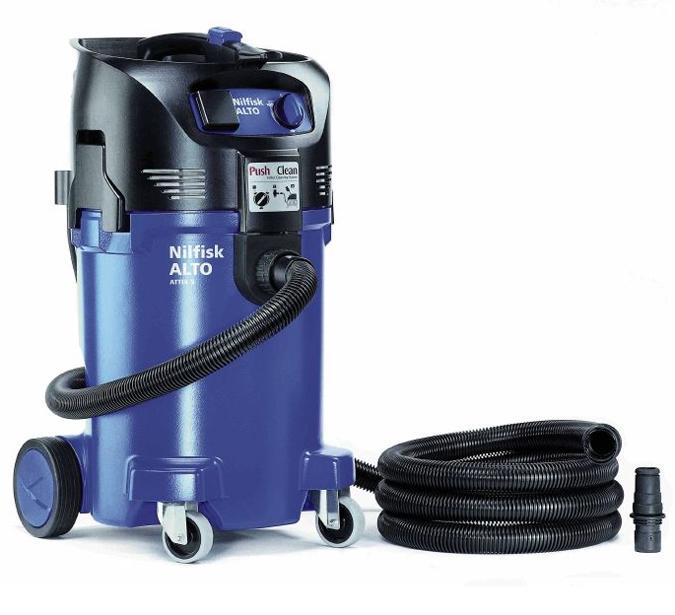 Aspirador tecnico attix 50 21 xc aspirador industrial - Aspiradoras de agua ...