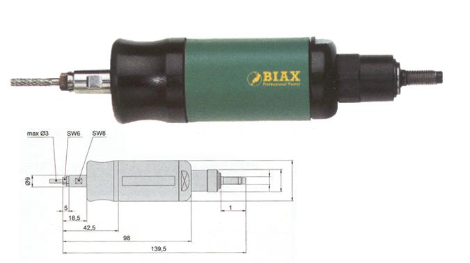 Amoladora biax tvd 3 100 2 amoladoras rectas amoladoras - Precios de amoladoras ...