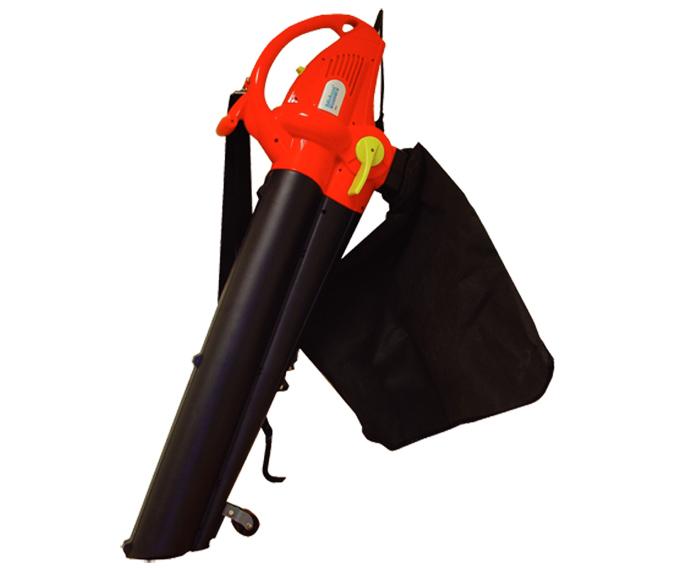 Aspirador soplador triturador bv 2000 de campe n for Aspiradora de hojas de jardin