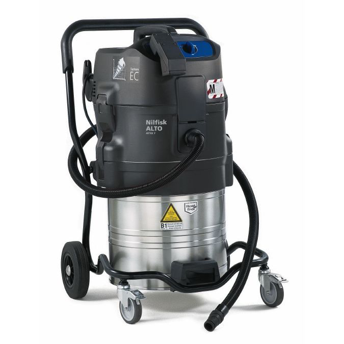 Aspiradoras nilfisk seguridad attix 791 2m b1 aspiradoras - Maquinas de limpieza a vapor industriales ...