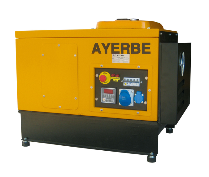 Grupo electrogeno ay 5000 ins a e ref 5417700 ayerbe - Grupos electrogenos precios ...
