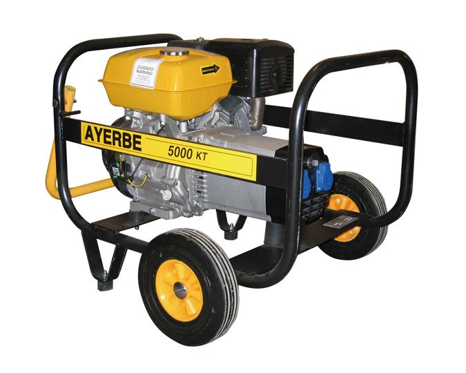 Generador de electricidad ayerbe 5000 kt mn - Generador de luz ...