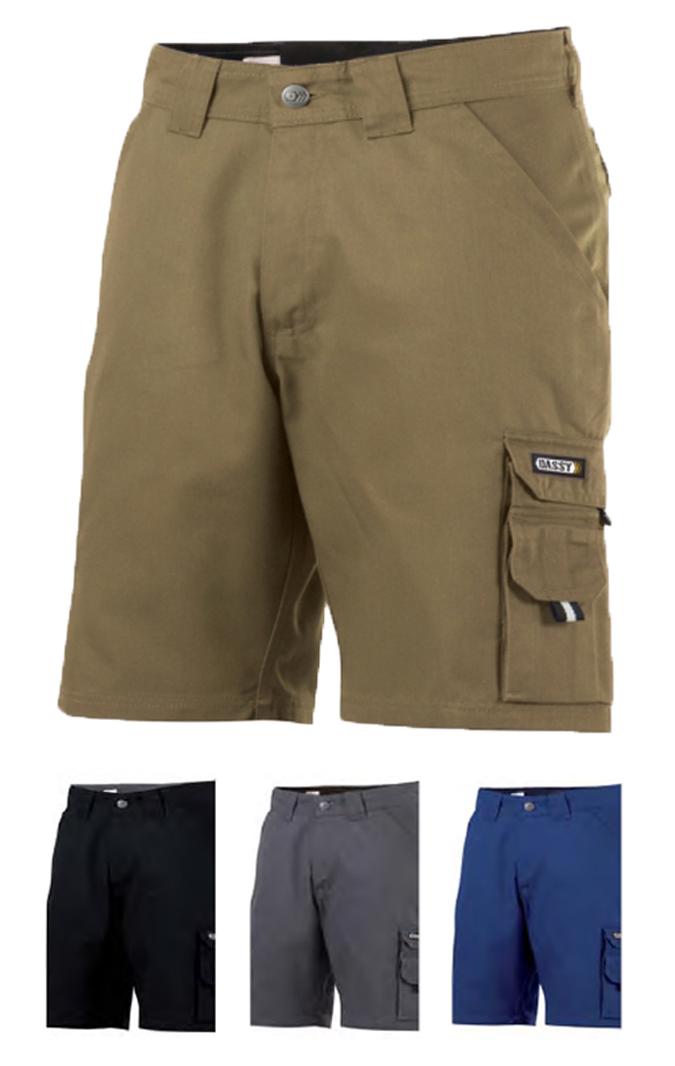 pantalon corto de trabajo ref dasbar dassy proteccion
