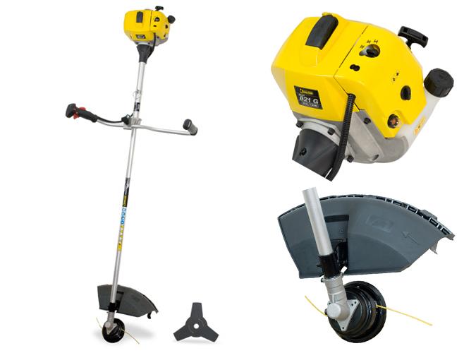 Desbrozadoras a gasolina garland best 821g herramientas - Precio de desbrozadoras ...