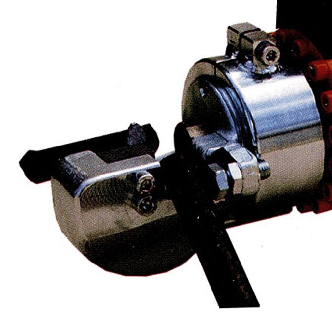 Cabeza de corte T-22 para cizalla 582220 - 270 Ayerbe para el corte de varillas de metal.