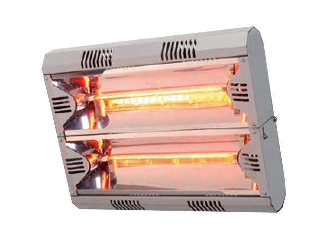Calefactores infrarrojos electricos transportes de - Calentadores electricos cuadrados ...