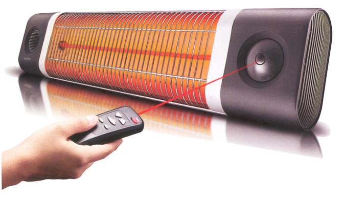 Sistemas de calefaccion veito veich2500rw climatizacion for Calentadores electricos precios