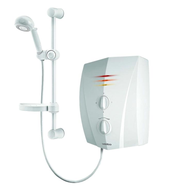 Termo calentador de agua veichv1200 climatizacion - Termo de agua electrico ...