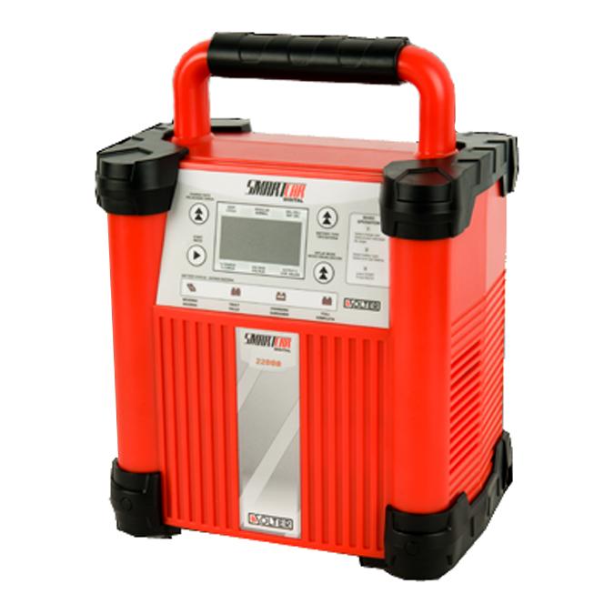 cargador de baterias liquidas automaticos solter smartcar 1500