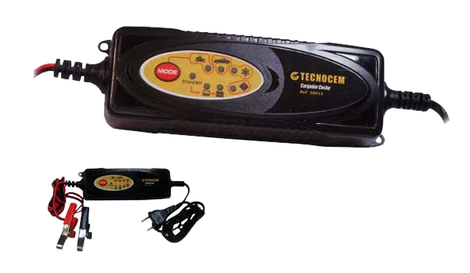 Cargadores de baterias tecnocem ref 28012 material - Cargador de baterias ...