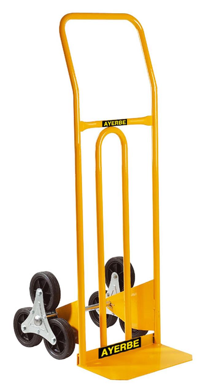 Carretilla de ruedas articuladas ayerbe ay 150 art - Precios de carretillas ...