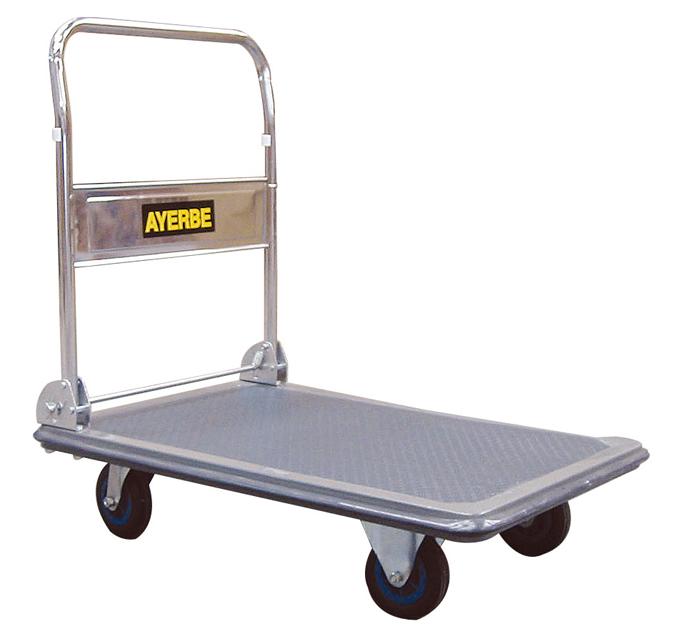 Carros para transportar cajas limpieza de locales - Carretillas de transporte ...