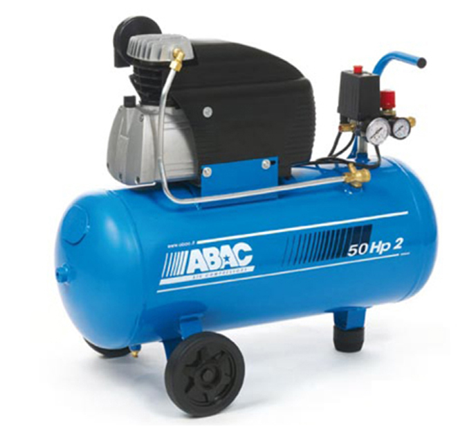 Compresor aire de abac fc 2 50 cm compresores de piston - Precio de compresores de aire ...