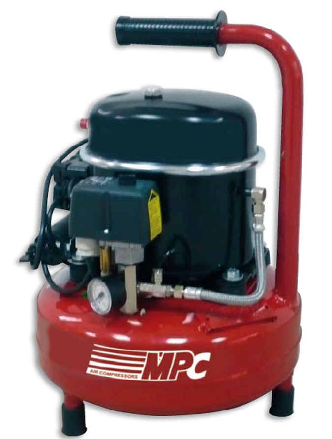 Grupo de aire comprimido silencioso cd ico mpc compresor - Compresores aire comprimido ...