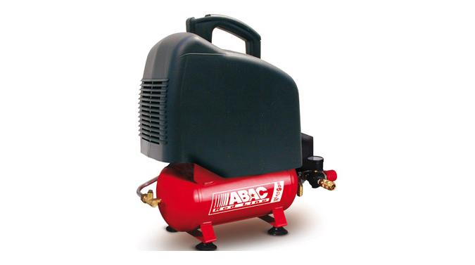 Compresor de aire abac vento oil 195 compresores - Compresor 6 litros ...