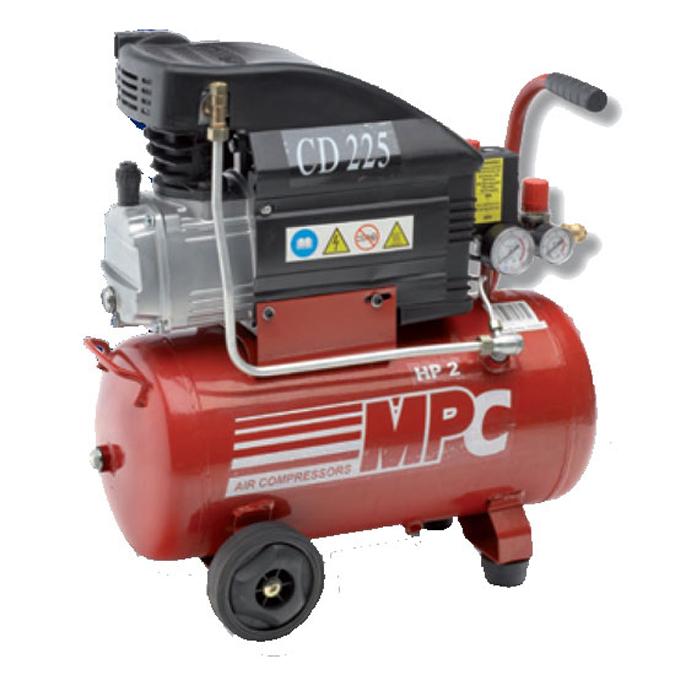 Equipo coaxial de aire comprimido cd225 y eco225 mpc - Compresores aire comprimido ...