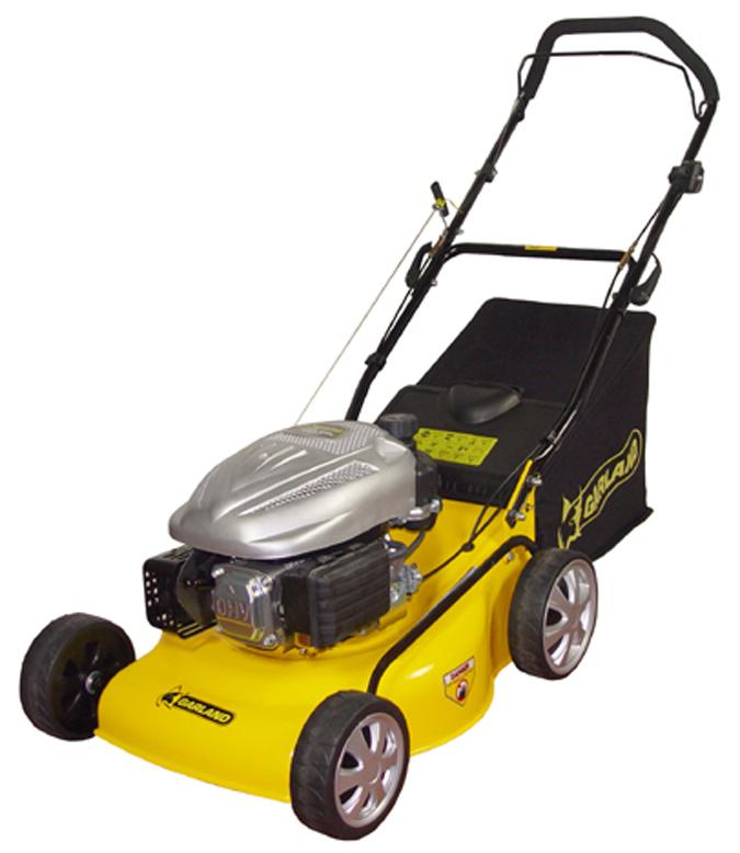 Cortacesped a gasolina grass 755 g de garland - Cortacesped de gasolina ...