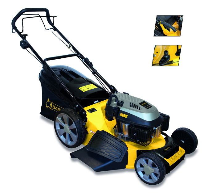 Cortacesped gasolina garland efecto mulching grass 1279 - Cortacesped de gasolina ...