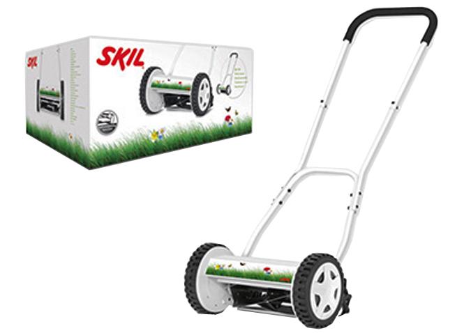 Cortacesped manual skil 0725aa ref - Cortar hierba alta ...
