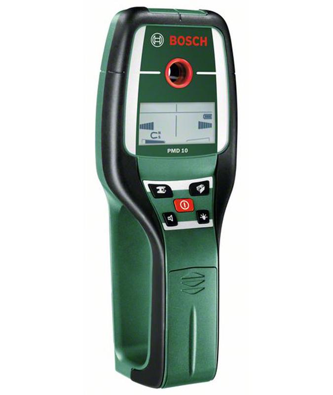 Detector digital pmd 10 bosch bricolaje ref - Detector de tuberias de agua ...