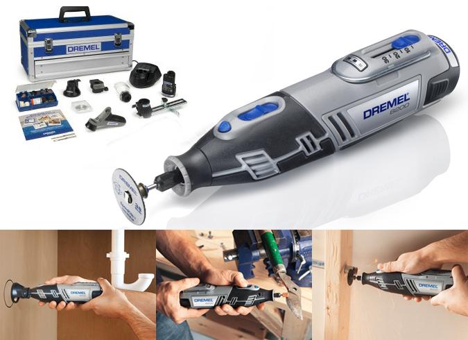 Compra dremel 8200kn multi herramientas a bateria en - Mini herramientas electricas ...