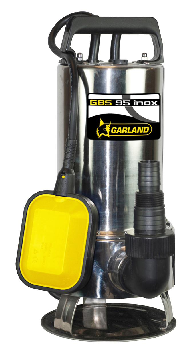 Bomba de trasvase sumergible garland gbs 95 inox bombas - Bombas de extraccion de agua ...