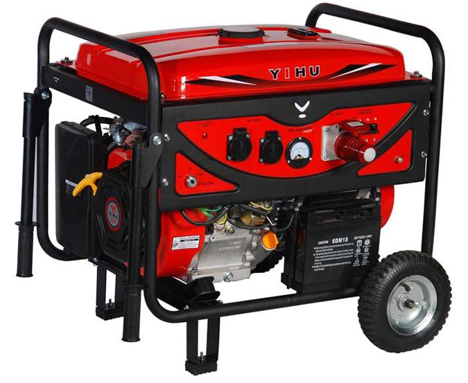 Generador gasolina yh6500se omega generadores - Generadores de gasolina ...