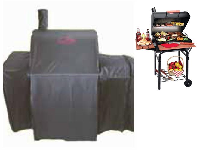 Funda barbacoas de carbon char griller ref bar2323 - Barbacoas portatiles de carbon ...
