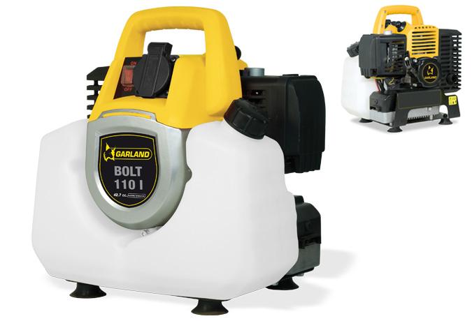 Generador garland bolt 110 inverter generadores de - Generadores de gasolina ...