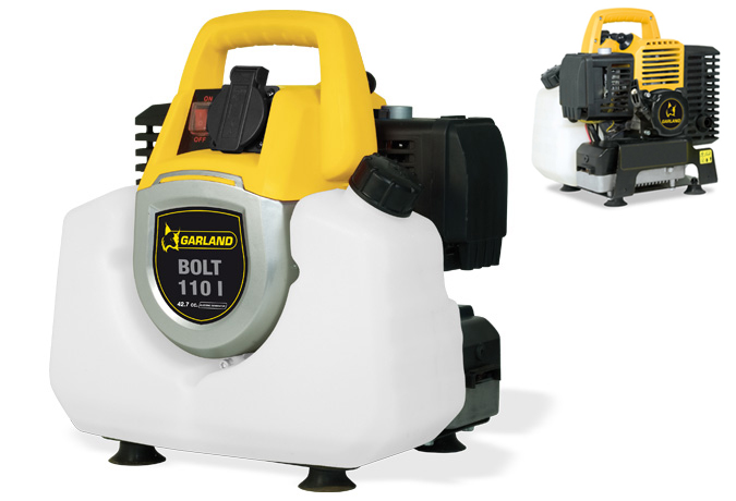 Generador garland bolt 110 inverter generadores de - Generador de gasolina ...