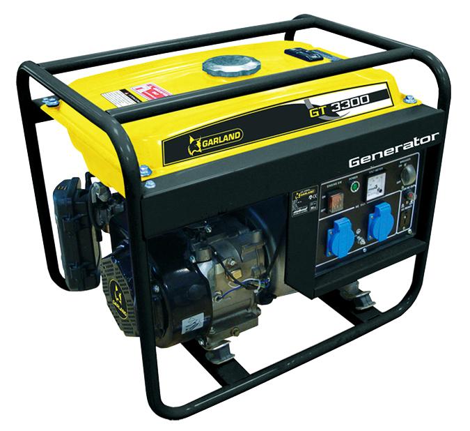 Generador de corriente electrica bolt 525 q garland - Generadores de gasolina ...