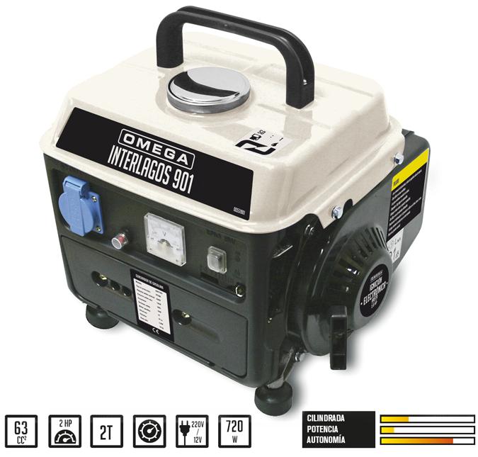 Generador de gasolina omega interlagos 901 generadores omega - Generadores de gasolina ...