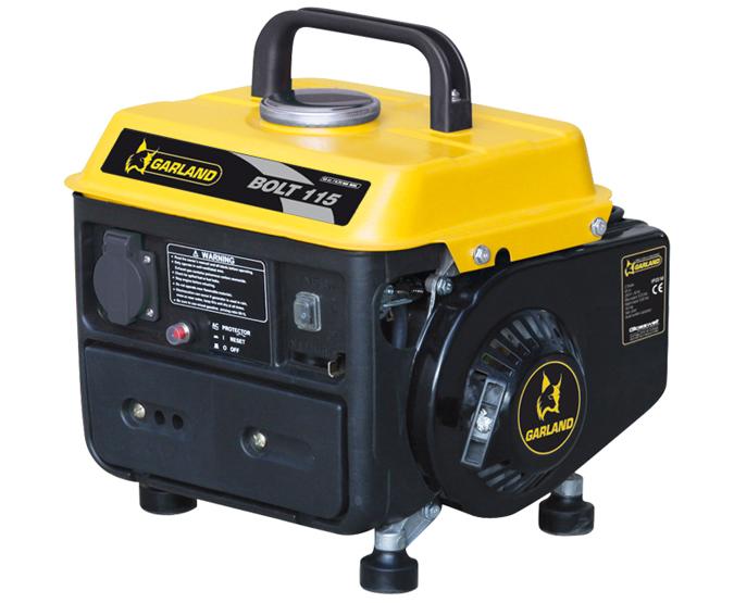 Grupo electrogeno a gasolina bolt 115 v1 garland - Generadores de gasolina ...