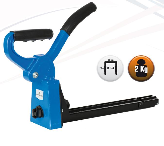Grapadora manual jk 561 18m herramienta manual alicates - Grapadora electrica precio ...