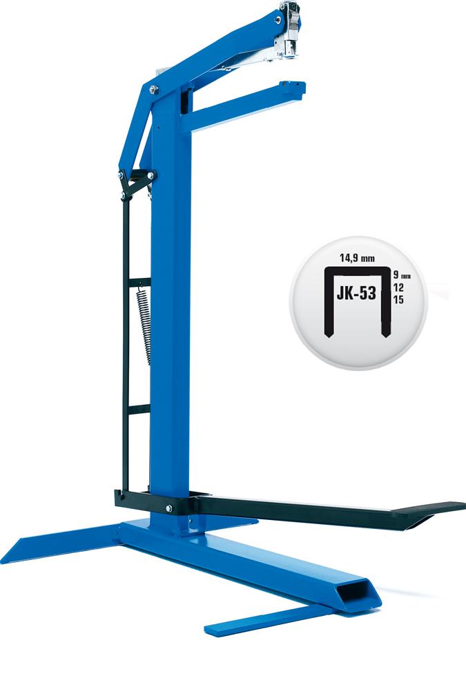 grapadora pedal f 53 mecanica herramienta manual