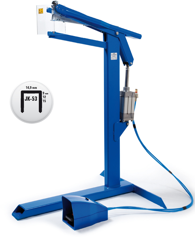 Grapadora pedal f 53 neumatica herramienta neumatica - Grapadora electrica precio ...