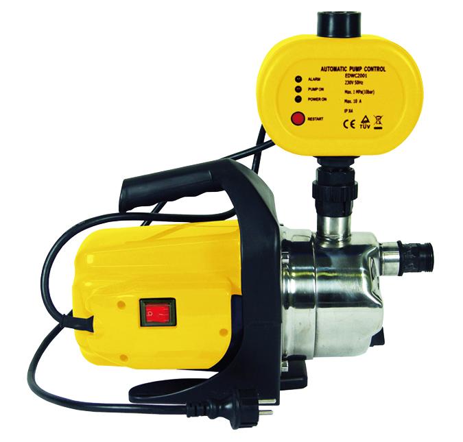 Grupo de presion electrico press 191 ae garland bombas - Bombas de extraccion de agua ...