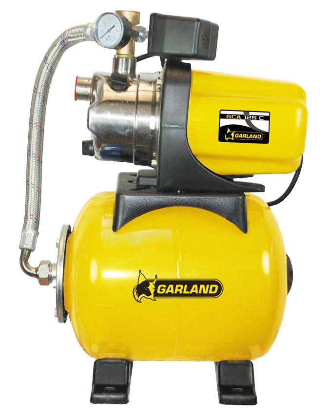 Equipos de presion de agua garland gca 125c press 391 ce for Grupo de presion de agua para edificios