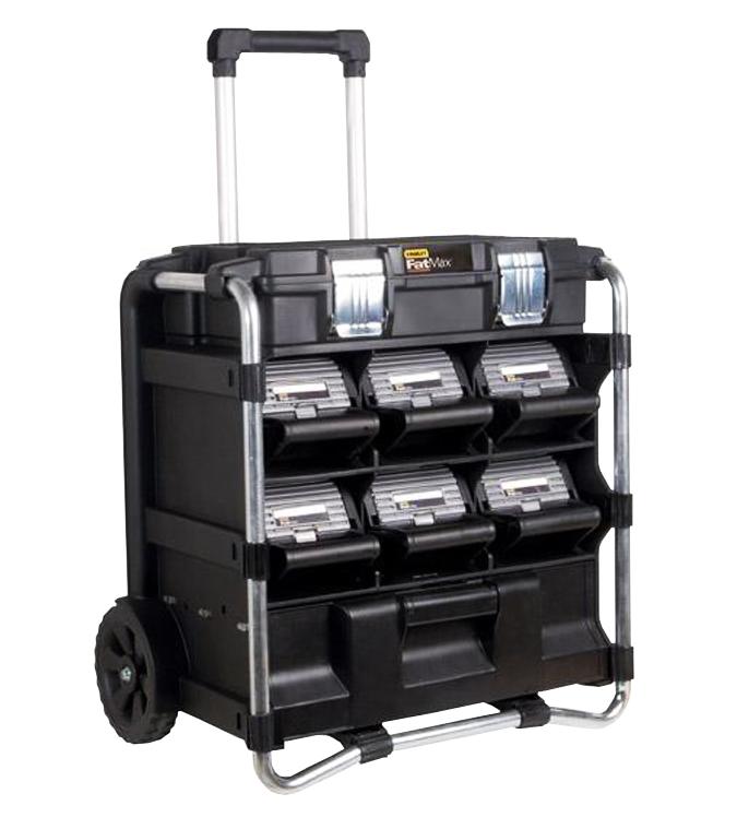 Maleta para organizacion de herramientas stanley 1 94 747 - Caja herramientas con ruedas ...