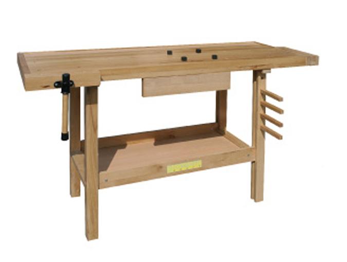 Banco de montaje kl 718 13 lombarte carpinter a bancos - Mesa de trabajo bricolaje ...