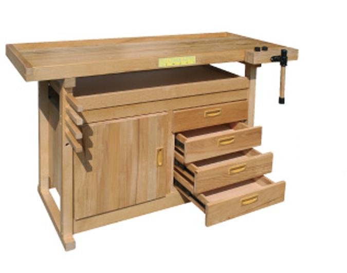 Banco montaje kl 718 14 lombarte carpinter a bancos trabajo - Mesa de trabajo bricolaje ...