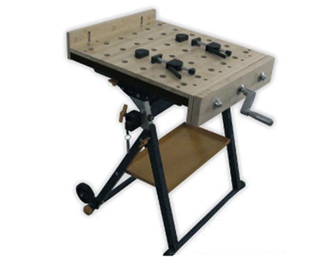Mesa de trabajo unibench lombarte carpinter a bancos - Mesa de dibujo portatil ...