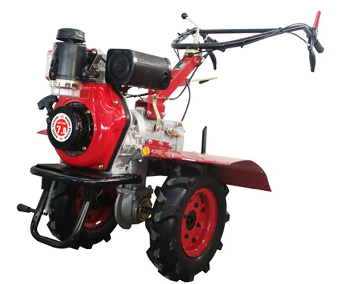 Encuentre aqui toda la maquinaria y accesorios necesarios para realizar todas las tareas de campo y jardin